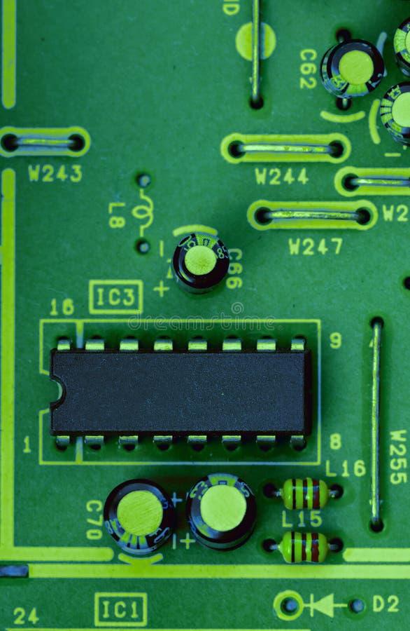 Free Old Electronics. Stock Photo - 8339780