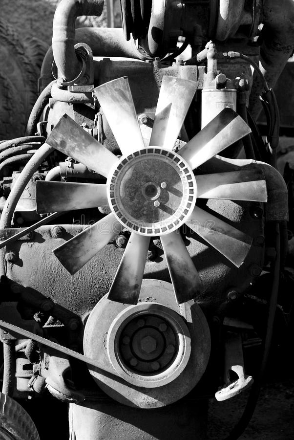 Free Old Engine Royalty Free Stock Photography - 15200887