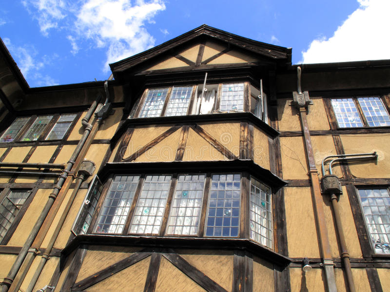 Download Old English Medieval House stock image. Image of townhouse - 14856301
