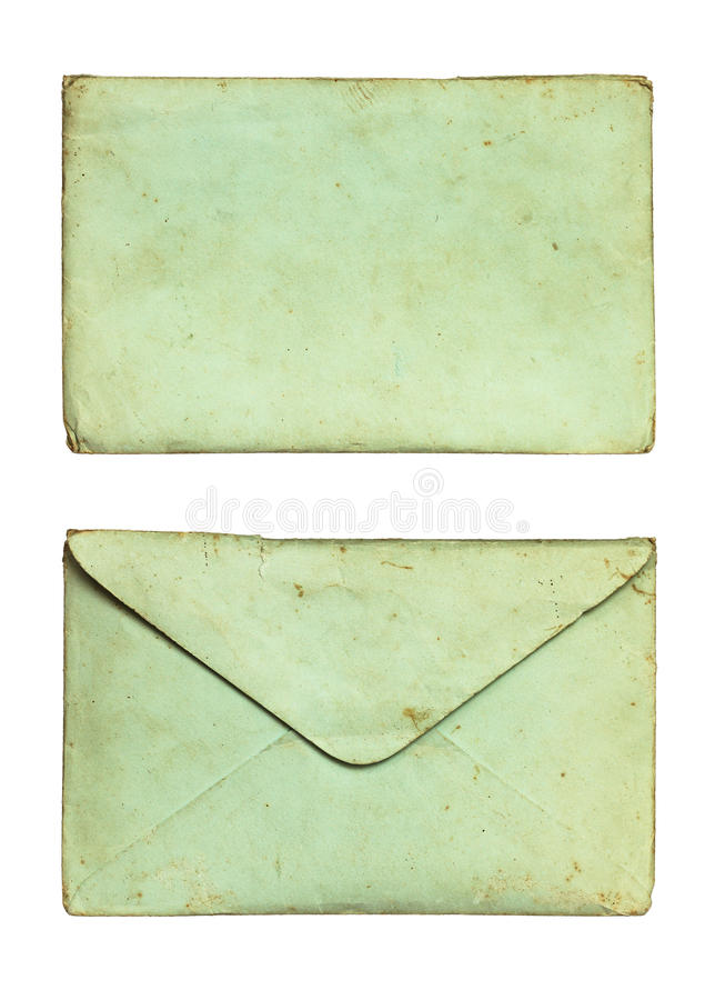 Download Old envelope stock image. Image of aged, packet, confidential - 23149997