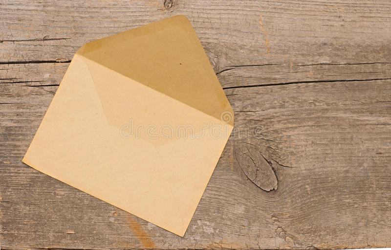 Download Old envelope stock photo. Image of scratched, plank, letter - 27228950