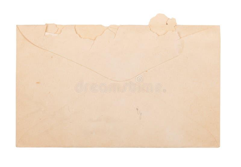 Download Old Torn Envelope stock photo. Image of antique, message - 31819538