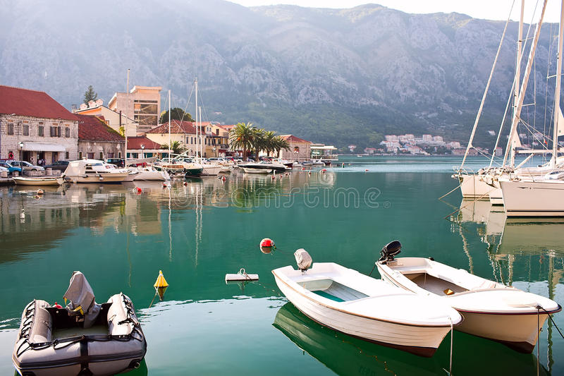 Download Old Europe City Kotor Stock Images - Image: 27751864