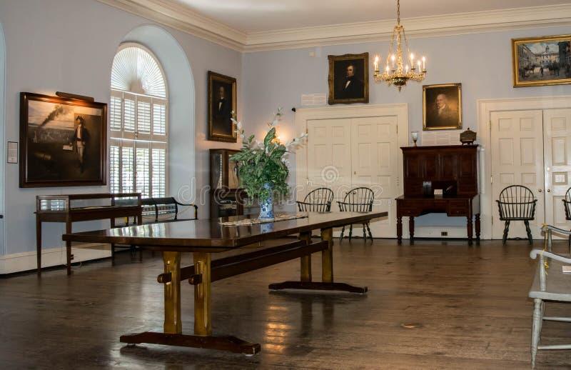 Old Exchange Building - Charleston, South Carolina royalty free stock photo