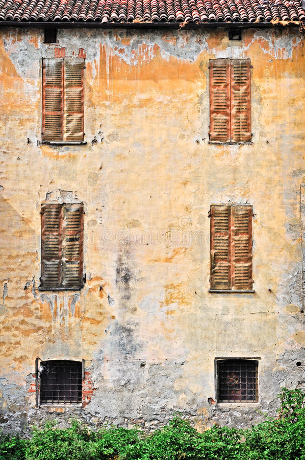 Download Old Facade Royalty Free Stock Photo - Image: 27558485