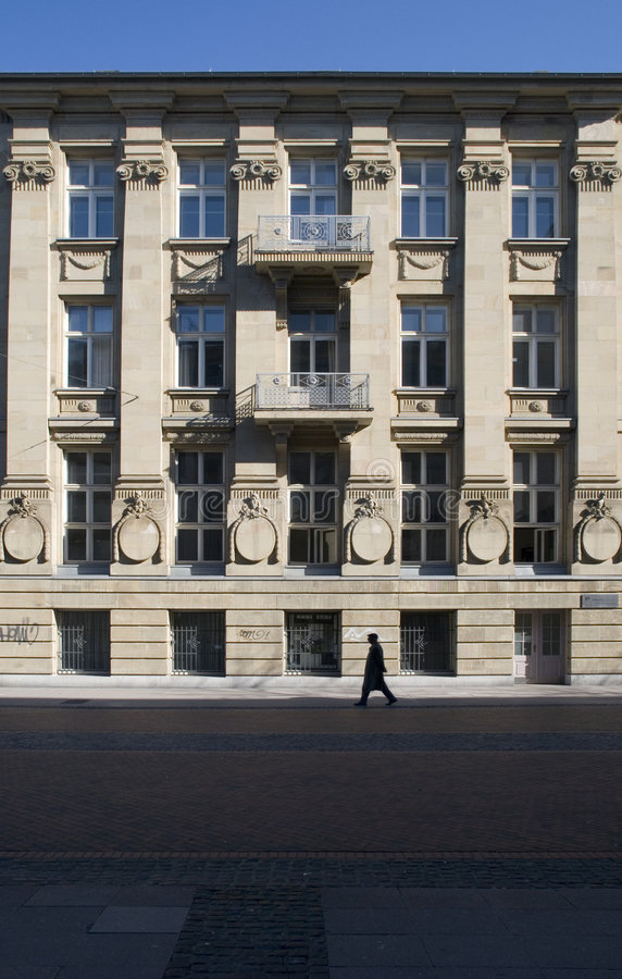 Free Old Facade Royalty Free Stock Image - 5643066