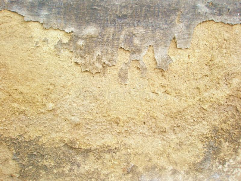 Old facade scratched rusty background royalty free stock images