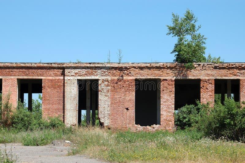 Download Old factory stock image. Image of desolation, tower, landscape - 968015