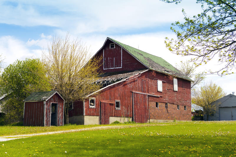 Download Old Farm Stock Photo - Image: 24546930