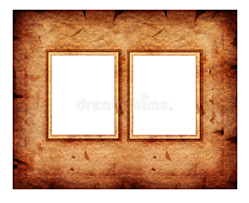 Download Old Fashion Abstract  Frame Stock Illustration - Illustration of album, border: 3892557