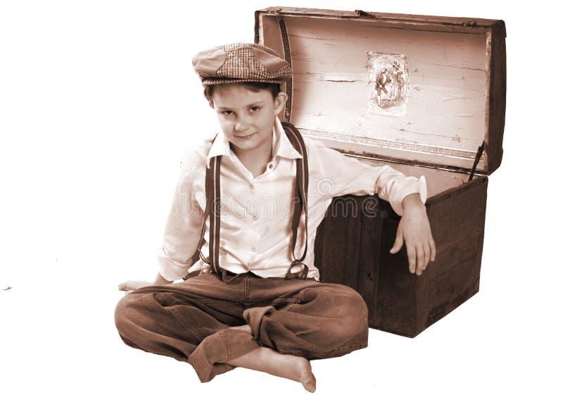 Download Old Fashion Child Stock Image - Image: 2189001