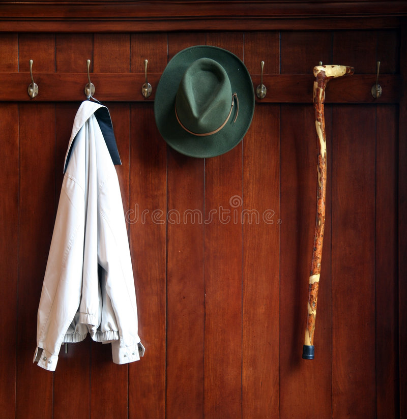 Old fashion clothes royalty free stock photos