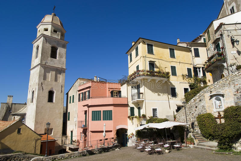 Download Colours Of The Old Mediterranean Architecture Stock Photo - Image: 29841718