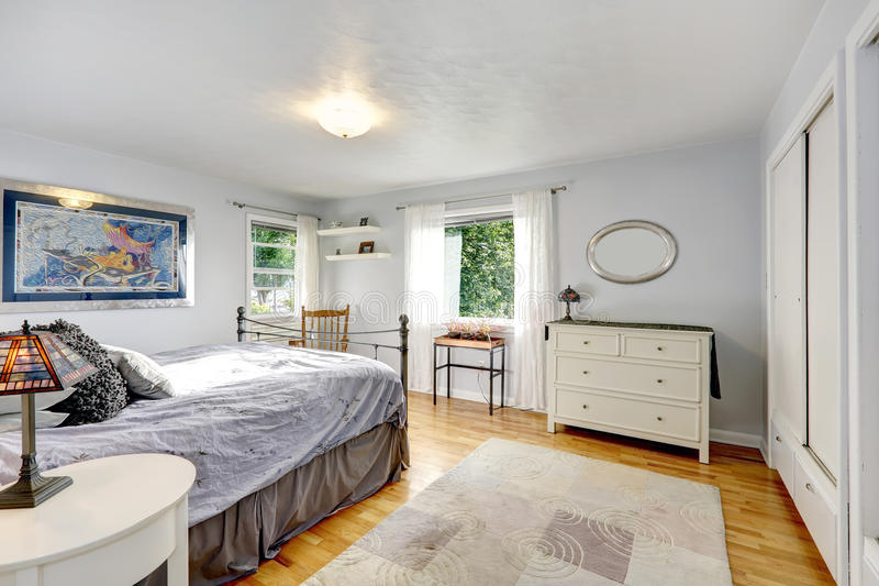 Old fashioned bedroom stock photo. Image of clean, home - 39702844