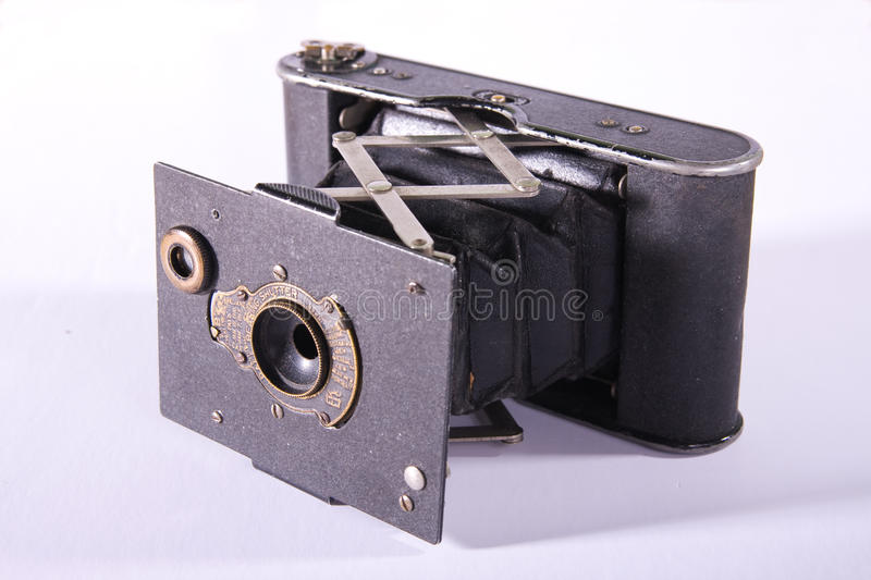 Old fashioned camera royalty free stock image