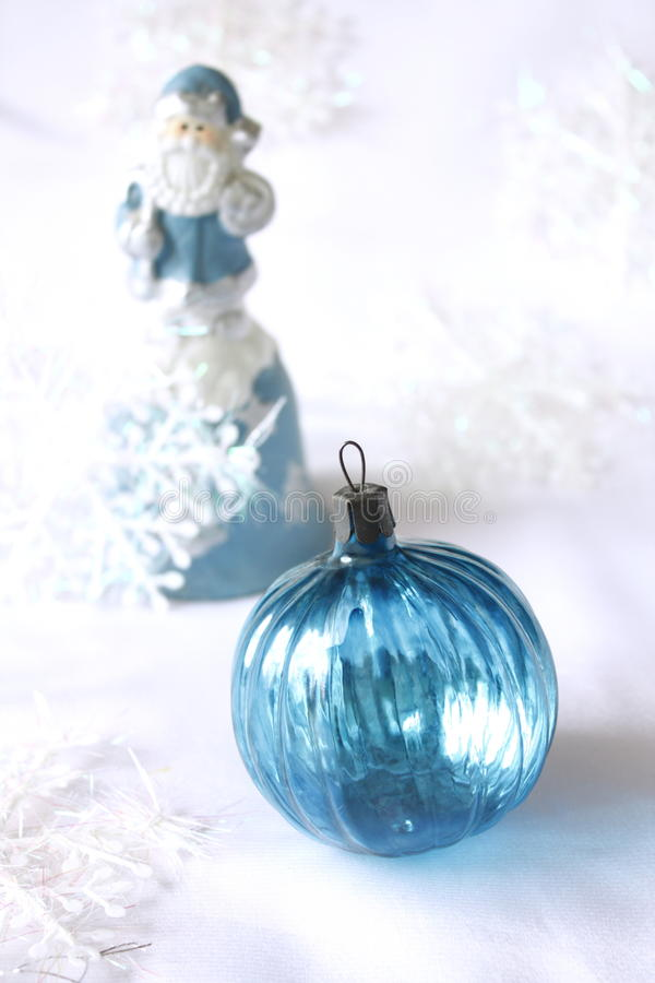 Old-fashioned Christmas decorations