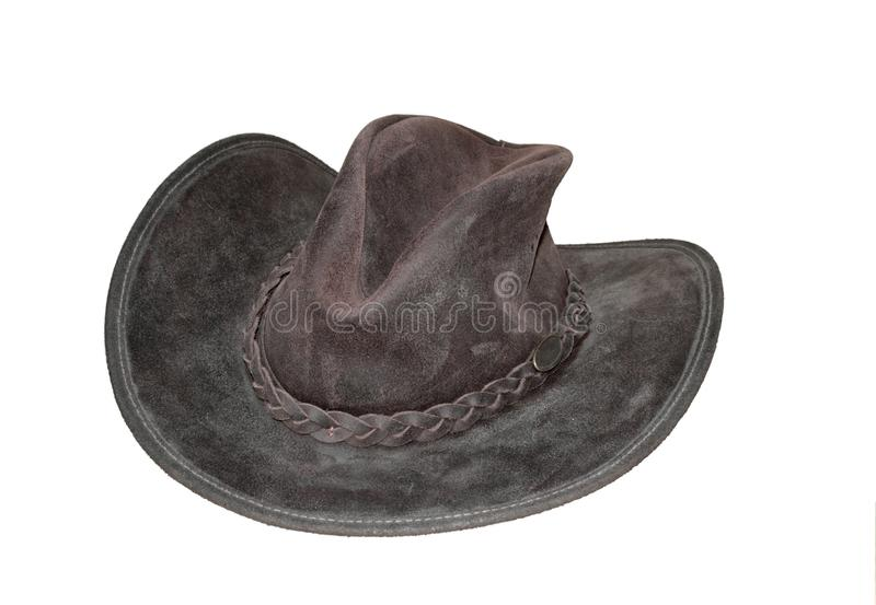 Download Old-fashioned cowboy hat stock photo. Image of rough - 24137526