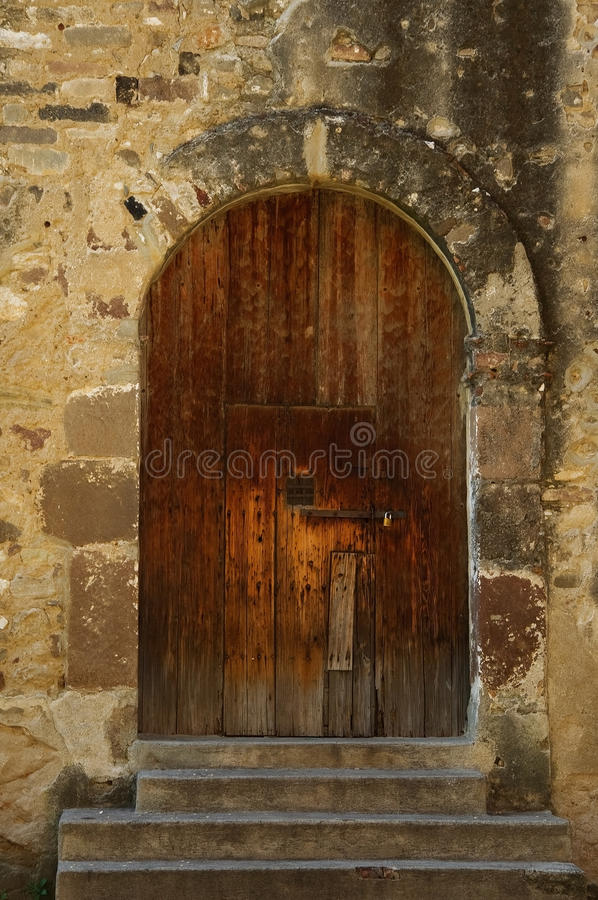 Download Old Fashioned Door Stock Photo. Image Of Outside, Outdoors    27428510