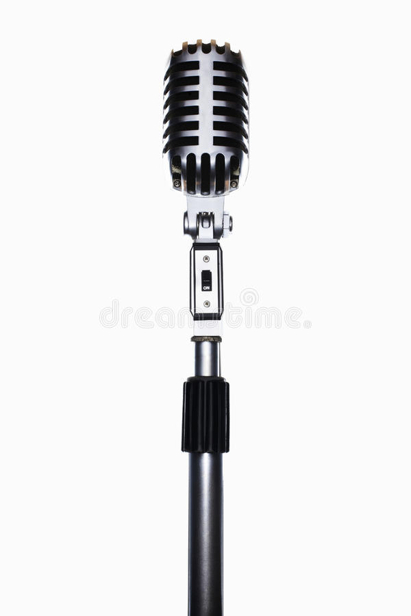 Download Old Fashioned Microphone stock photo. Image of musical - 29657208