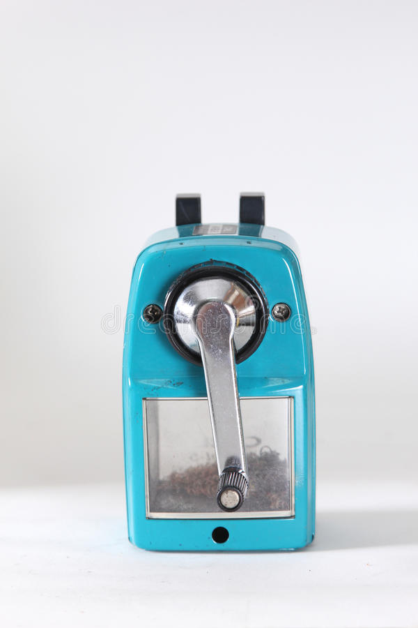 Download Old Fashioned Pencil Sharpener Stock Image - Image: 33722271