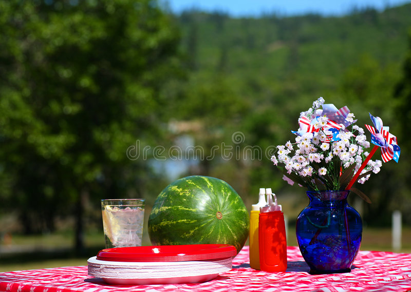 Download Old Fashioned Picnic stock image. Image of country, weekend - 4338193