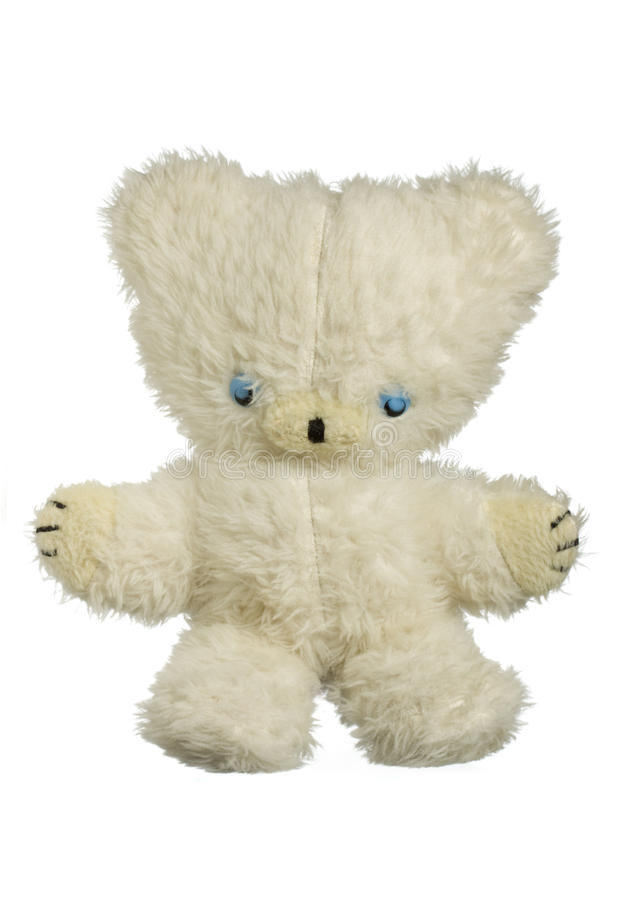 Old Fashioned Teddy Bear Royalty Free Stock Images