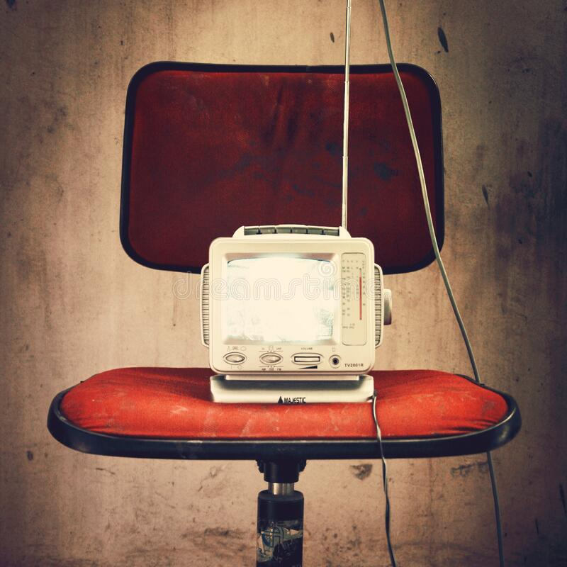 Old Fashioned Tv Free Public Domain Cc0 Image