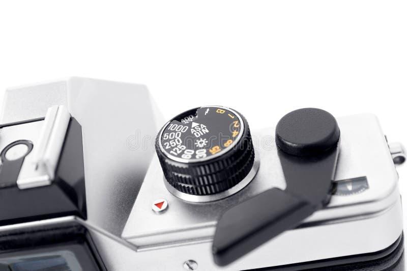 Download Old film camera stock photo. Image of praktica, contax - 17369246