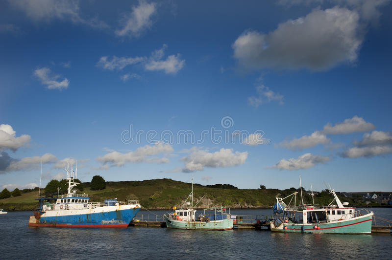 Download Old fishing boats. stock photo. Image of boats, tourism - 26271968