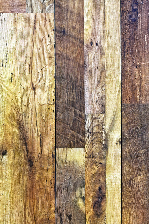 Old floor. Close up shot of old wooden floor stock photos