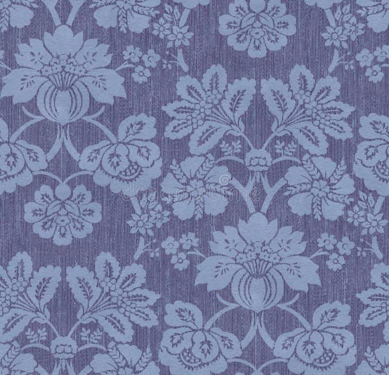 Old Floral Wallpaper vector illustration