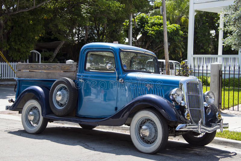 Old Ford Pickup royalty free stock images