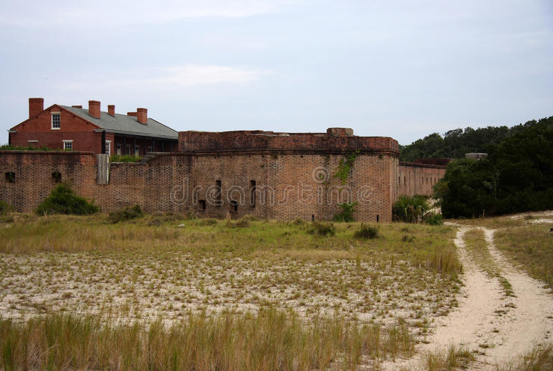 Old Fort stock photography