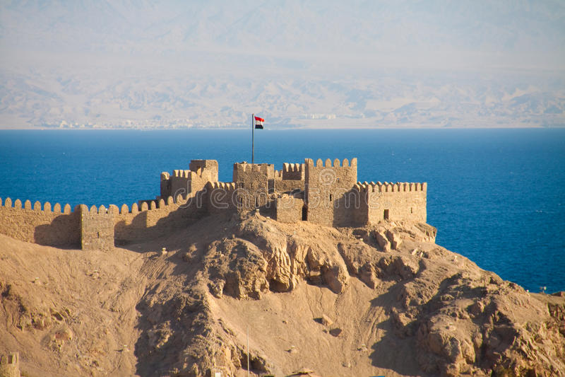 Download Old fortress stock image. Image of egypt, east, protection - 24123237