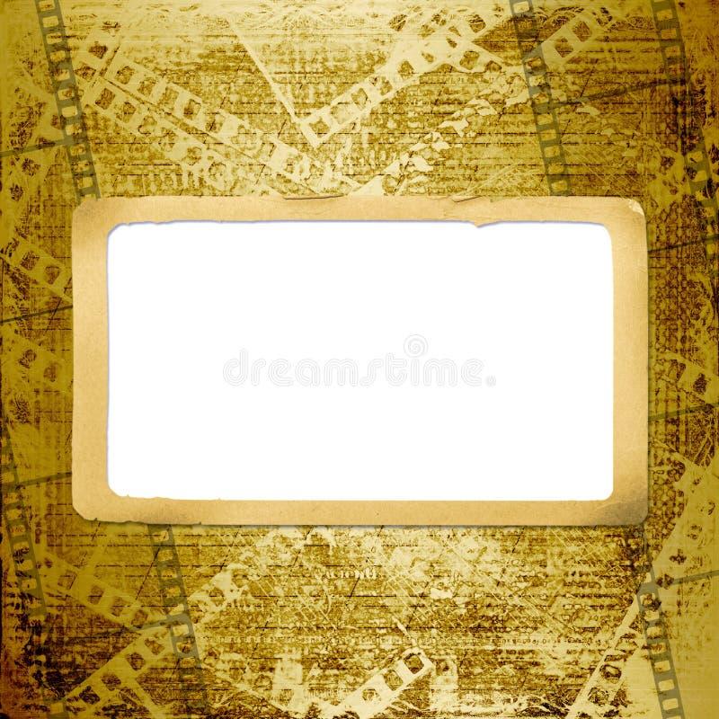 Download Old Frame And Grunge  Filmstrip Stock Illustration - Image: 11915937