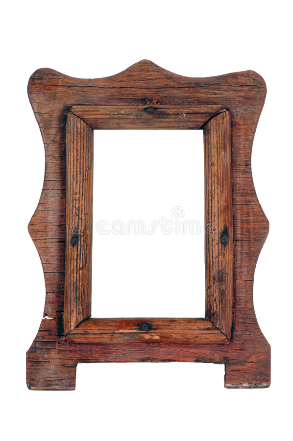 Download Old Frame From A Natural Tree Stock Photo - Image: 2309662
