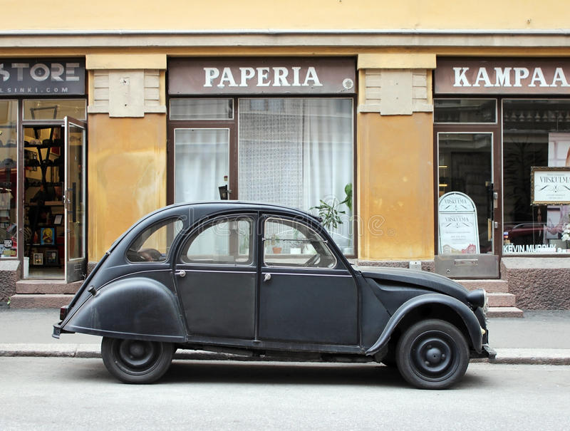 Old French Car Editorial Stock Image Image 72786334