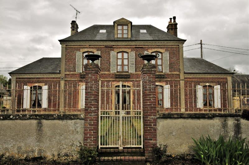 Old French Farmhouse Stock Photo Image 51405773
