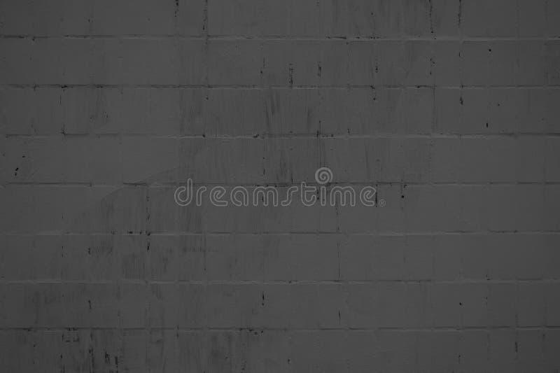 Dark gray background wall. royalty free stock image