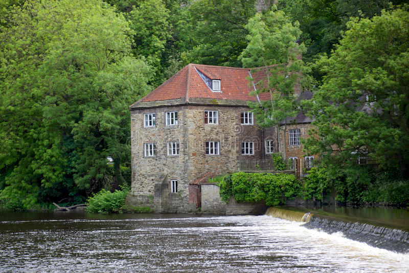 Download Old Fulling Mill stock image. Image of britain, summer - 28230459