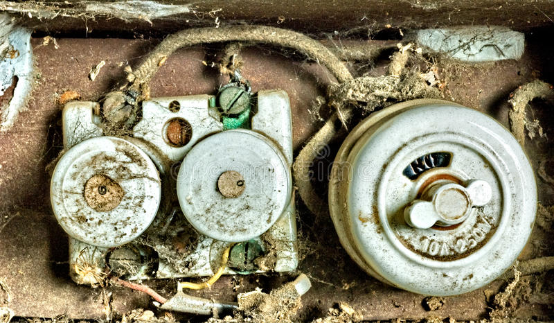 Download Old fuse stock image. Image of device, rusty, fuse, disrupted - 20244935