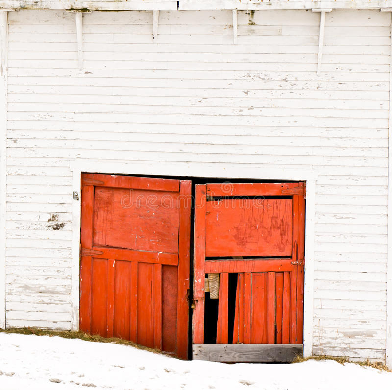 Download Old Garage Doors Royalty Free Stock Photography - Image: 23135187