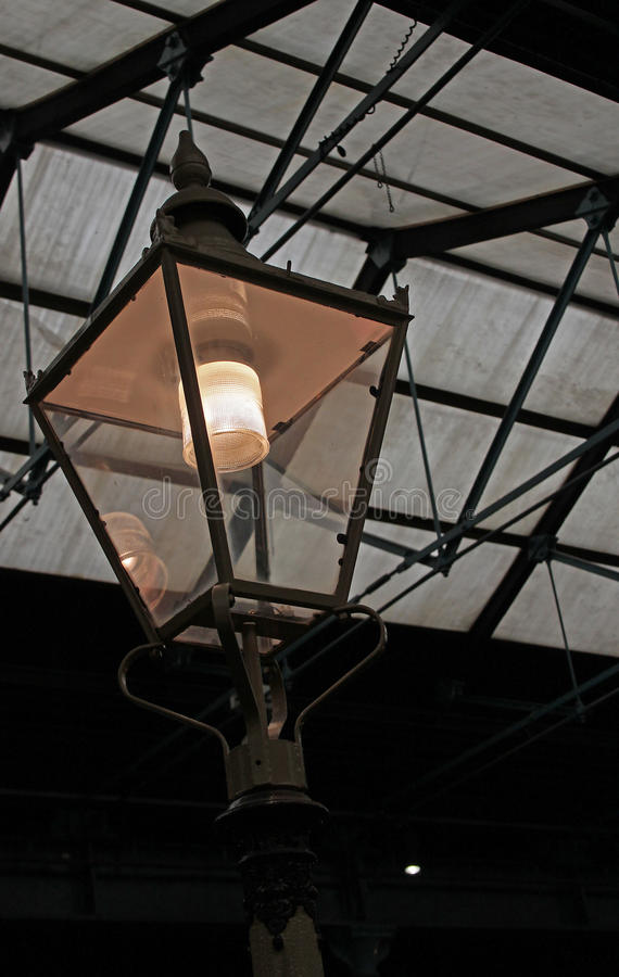 Download An Old Gas Lamp Stock Photo - Image: 67341251