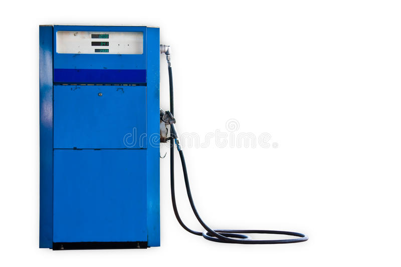 Download Old Gasoline Pump Royalty Free Stock Photos - Image: 17486188