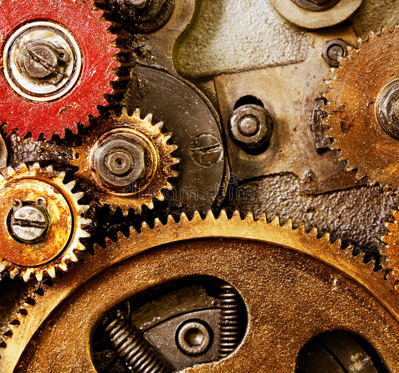 Download Old Gears Stock Images - Image: 16532214