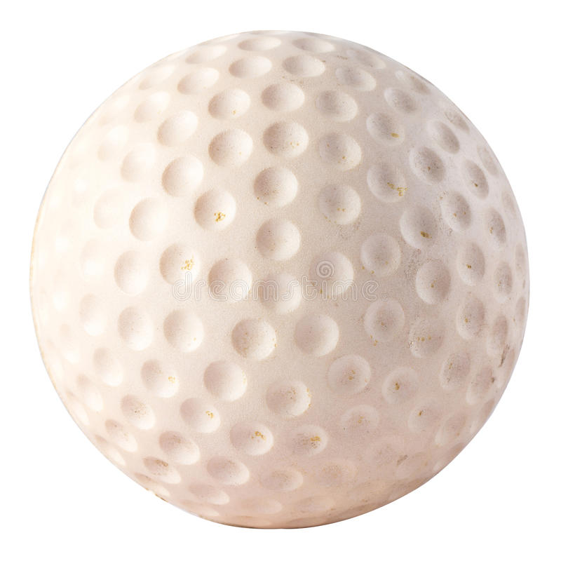 Download The Old Gof ball stock image. Image of ball, hobby, single - 28681367