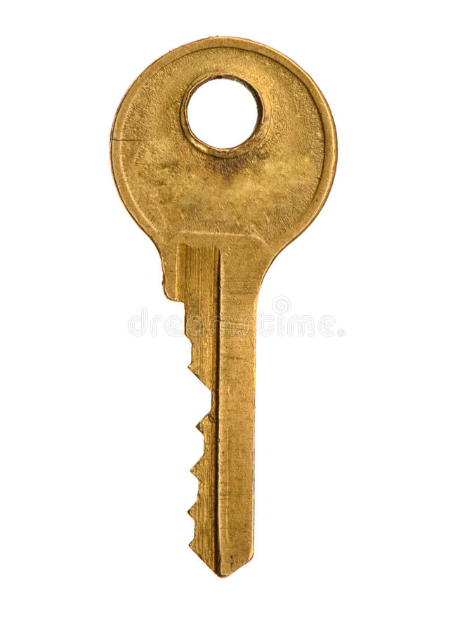 gold house key. Download Old Golden House Key Isolated Stock Photo - Image Of Gold, Success: 77299066 Gold S