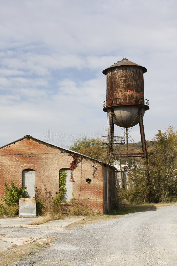 Download Old Grain Silo stock photo. Image of feed, abandoned, historic - 3660314