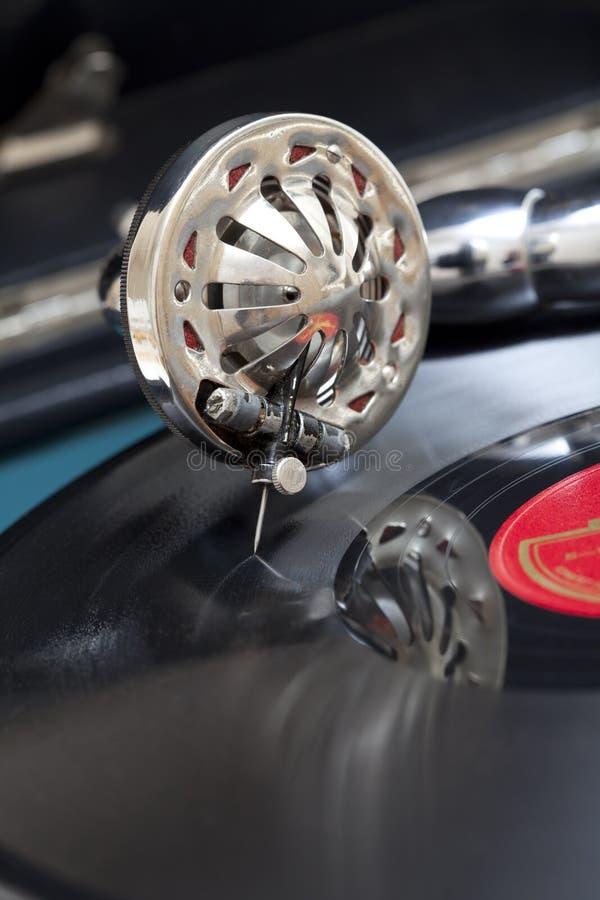 Download Old Gramophone Royalty Free Stock Image - Image: 22002826