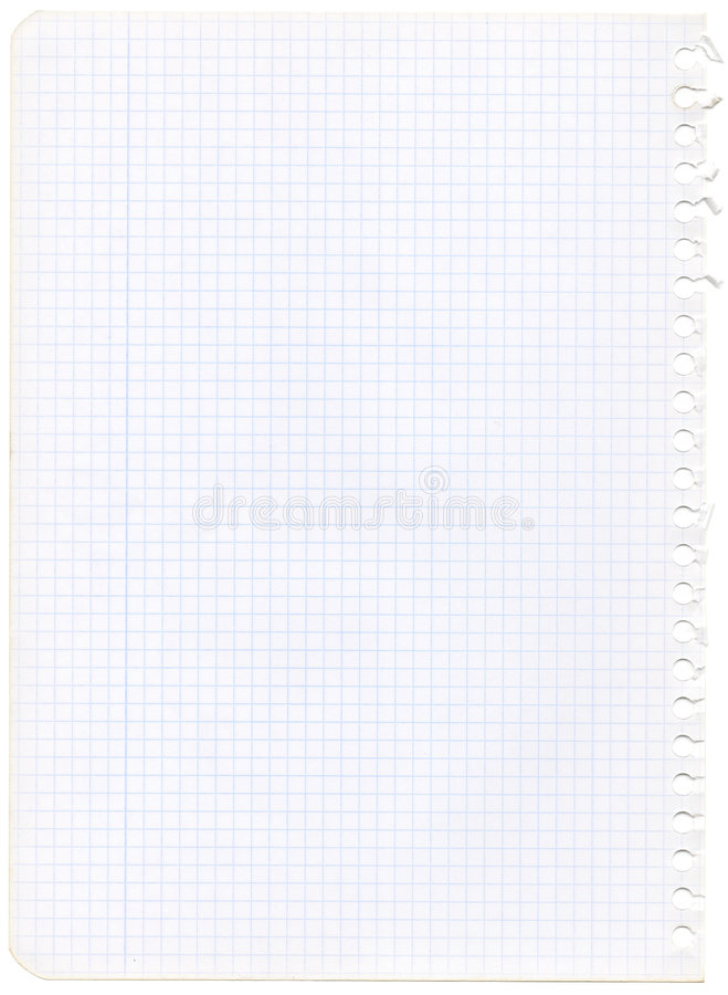 Old graph paper. Very High Resolution royalty free stock photos